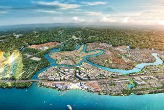 Xanh và công nghệ thông minh tạo nên sức hút cho đô thị sinh thái Aqua City